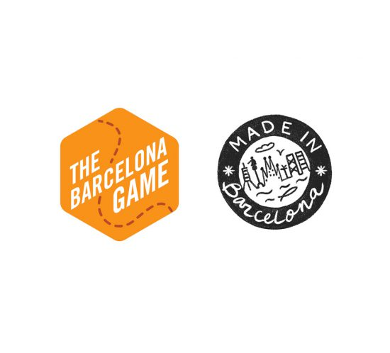 BCN Game / Logo i segell