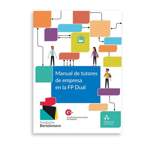 Manual de tutores de empresa en la FP Dual-coberta
