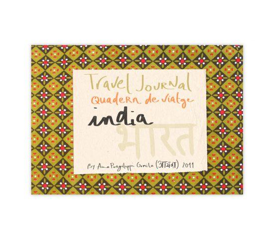 Quadern de viatge. La Índia-0