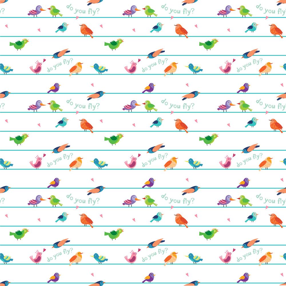 Birds&Lines Kids SS18 / Rapport