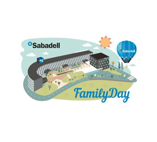 Family Day / Banc Sabadell