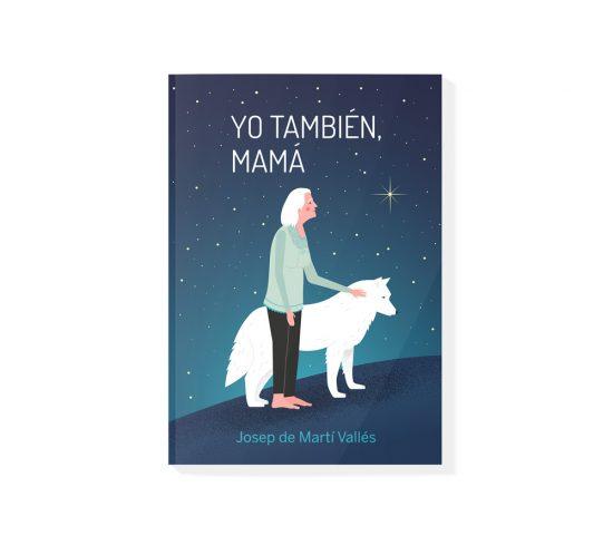 Yo también mamá (cubierta de libro)
