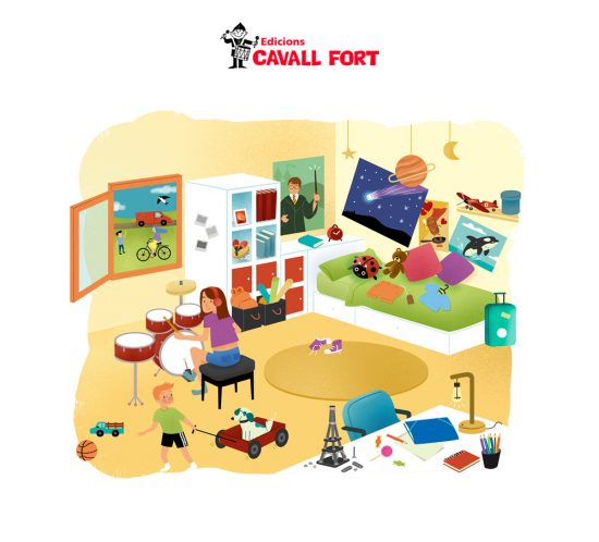 Cavall Fort 1403 home