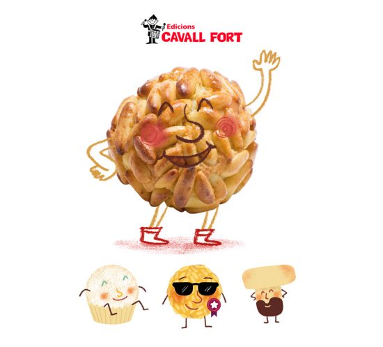 Cavall Fort 1398/panellets