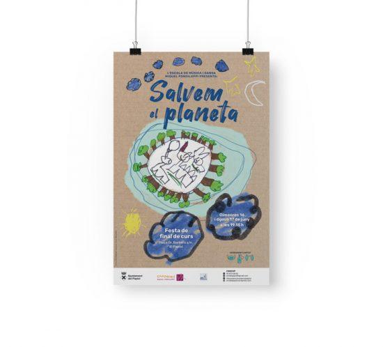 Savem el planeta! (cartell)